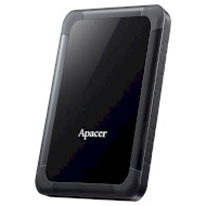 Портативный жёсткий диск APACER AC532 1TB USB3.1 Black (AP1TBAC532B-1)