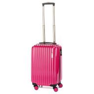 Чемодан SUMDEX La Finch S Cherry Pink 35л (SWR-723CP)