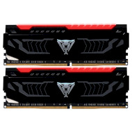 Модуль памяти PATRIOT Red DDR4 3000MHz 16GB Kit 2x8GB (PVLR416G300C5K)
