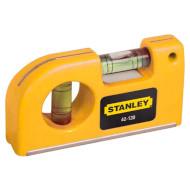 Уровень компактный STANLEY Pocket Level 8.7см (0-42-130)