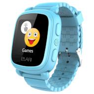 Часы-телефон детские ELARI KidPhone 2 Blue (KP-2BL)