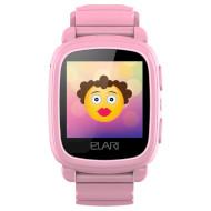 Часы-телефон детские ELARI KidPhone 2 Pink (KP-2P)