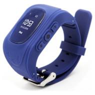 Часы-телефон детские GOGPS K50 Dark Blue