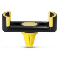 Автодержатель для смартфона REMAX RM-C17 Black/Yellow (RM-C17 BY)