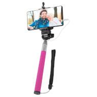Монопод для селфи DEFENDER Selfie Master SM-02 Pink (29405)
