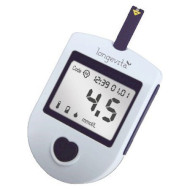 Глюкометр LONGEVITA Blood Glucose Monitoring System