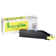 Тонер-картридж KYOCERA TK-865Y Yellow (1T02JZAEU0)