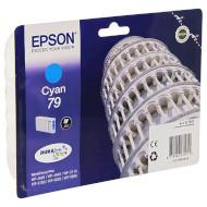 Тонер-картридж EPSON T7912 Cyan (C13T79124010)