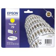 Тонер-картридж EPSON T7914 Yellow (C13T79144010)