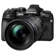 Фотоаппарат OLYMPUS OM-D E-M1 Mark II Black Kit M.Zuiko Digital ED 12-100mm f/4 Pro (V207060BE010)