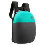 Рюкзак школьный ZIPIT Soft Shell Black & Turquoise (ZSHL-BG)