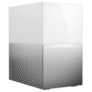 NAS-сервер WD My Cloud Home Duo 4TB (WDBMUT0040JWT-EESN)