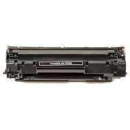 Тонер-картридж POWERPLANT HP LaserJet Pro M125/127/201 Black (PP-83A)