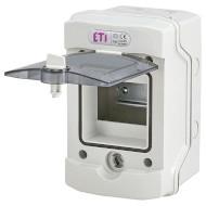 Щит распределительный ETI ECH-4Gu