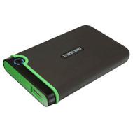 Портативный жёсткий диск TRANSCEND StoreJet 25MC 2TB USB3.1 Iron Gray (TS2TSJ25MC)