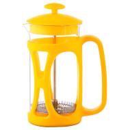 Френч-пресс CON BRIO CB-5380 Yellow 0.8л (CB-5380 YL)
