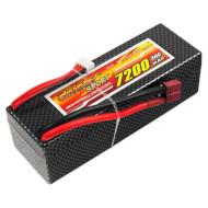 Аккумулятор DINOGY Sport Li-Pol 7200мАч 11.1В T-Plug (DDS-3S7200DH-T)