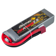 Аккумулятор DINOGY Graphene 2.0 2200мАч 11.1В T-Plug (DLC-3S2200XT-T)
