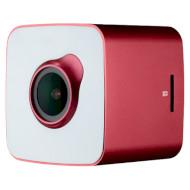 Автомобильный видеорегистратор PRESTIGIO RoadRunner Cube Red/White (PCDVRR530WRW)