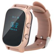 Часы-телефон детские GOGPS K20 Gold
