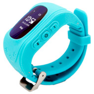Часы-телефон детские GOGPS K50 Turquoise