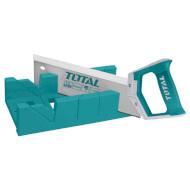 Стусло с ножовкой по дереву TOTAL THT59126 300mm 11tpi