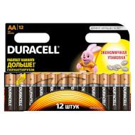 Батарейка DURACELL MN1500 Basic AA 12шт/уп (81545412)
