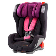 Автокресло детское AVIONAUT Evolvair Softy Black/Purple (AV-380-F.03)