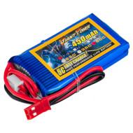 Аккумулятор DINOGY Giant Power 450мАч 7.4В JST (DLC-2S450G-JST)