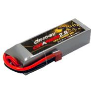 Аккумулятор DINOGY Graphene 2.0 3700мАч 14.8В T-Plug (DLC-4S3700XT-T)