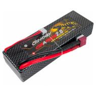 Аккумулятор DINOGY Graphene 2.0 6500мАч 7.4В T-Plug (DLC-2S6500XTF-T)