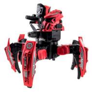 Интерактивная игрушка KEYE TOYS Space Warrior робот-паук красный (KY-9003-1R)