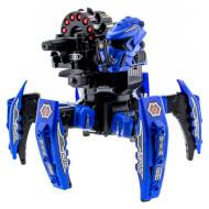 Интерактивная игрушка KEYE TOYS Space Warrior робот-паук синий (KY-9003-1B)