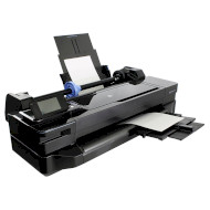 """Широкоформатный принтер 24"""" HP DesignJet T120 (CQ891C)"""