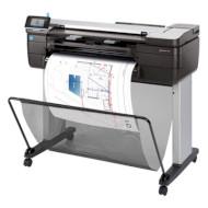 """Широкоформатный принтер 24"""" HP DesignJet T830 (F9A28A)"""