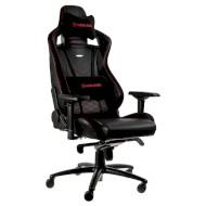 Крісло геймерське NOBLECHAIRS Epic Black/Red (GAGC-040)