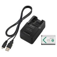 Зарядное устройство SONY ACC-TRBX + NP-BX1 (ACCTRBX.CEE)