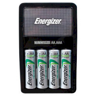 Зарядное устройство ENERGIZER Maxi Charger + 4 x AA 1300 mAh (E300321200)