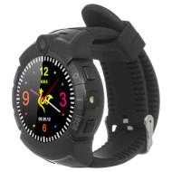 Часы-телефон детские ERGO GPS Tracker Color C010 Black (GPSC010BL)