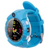 Часы-телефон детские ERGO GPS Tracker Color C010 Blue (GPSC010B)