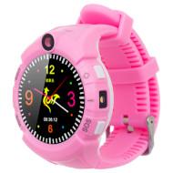 Часы-телефон детские ERGO GPS Tracker Color C010 Pink (GPSC010P)