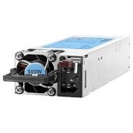 Блок питания для сервера 500W HPE 720478-B21