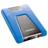Портативный жёсткий диск ADATA HD650 1TB USB3.2 Blue (AHD650-1TU31-CBL)