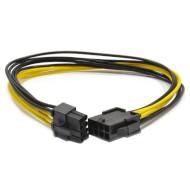 Кабель-удлинитель PCIe 8-pin 0.3м CABLEXPERT (CC-PSU-84)