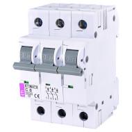 Выключатель автоматический ETI ETIMAT 6 3p C6 (2145512)
