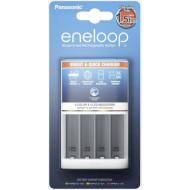 Зарядное устройство PANASONIC Eneloop Smart & Quick BQ-CC55E