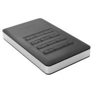 Портативный жёсткий диск VERBATIM Store 'n' Go Secure 1TB USB3.1 (53401)