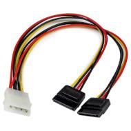 Кабель-разветвитель Molex - SATA Power 0.2м ATCOM (16148)