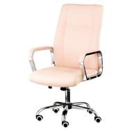 Кресло руководителя SPECIAL4YOU Marble Beige (E4794)