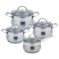 Набор посуды CON BRIO CB-1141 8пр